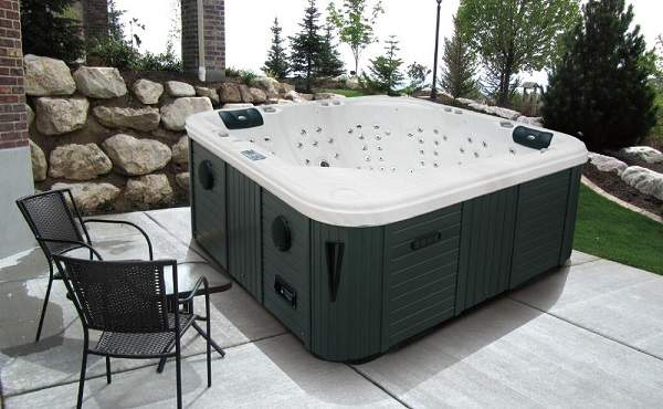 Бассейн спа Jazzi Pool Nevada (Невада)